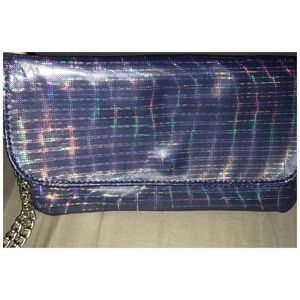 🔹ROYAL BLUE HOLOGRAPHIC WRISTLET🔹
